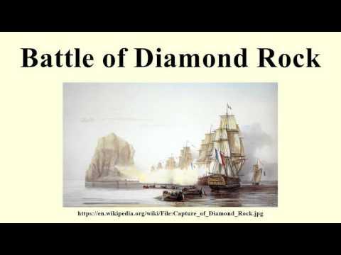 Battle of Diamond Rock
