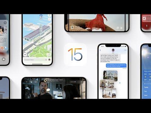 Вся презентация iOS 15 за 15 минут на русском. Все, что показали на WWDC 2021! Полный разбор!
