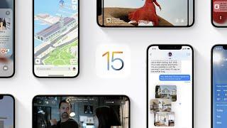 Вся презентация iOS 15 за 15 минут на русском Все что показали на WWDC 2021 Полный разбор