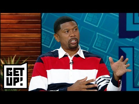 Jalen Rose reacts to Carmelo Anthony possibly coming off bench for Houston Rockets | Get Up! | ESPN