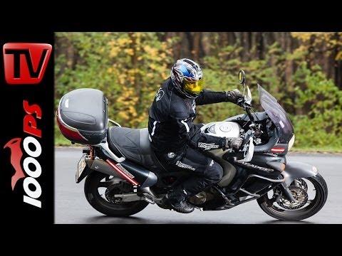400.000 km | Honda XL1000VX Varadero