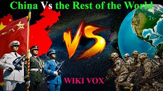 China Vs The Rest of the World – India Will Win the War