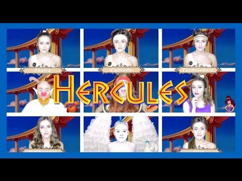 One Woman Hercules Medley | Georgia Merry