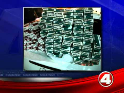 Cloned credit card bust after traffic stop in Lee County