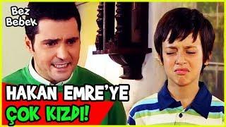 HAKAN, BAHİS OYNADIĞI İÇİN EMRE'YE ÇOK KIZDI! - Bez Bebek 76. Bölüm