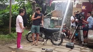 Hậu Trường Xóm Trọ 3D Việt hương, Huy Khánh, Minh Nhí...