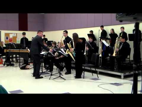 Lindbergh Sperring/Truman Jazz Ensemble - The Daily Blues