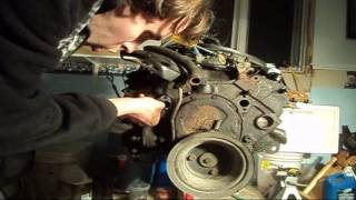 Water Pump Removal & Installation Small Block Chevrolet Engines