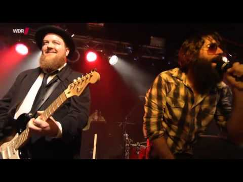 The Beards Live in Köln, Germany!