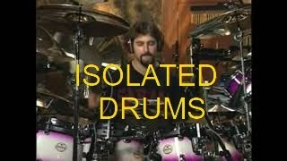 Dance of Eternity - Mike Portnoy [ISOLATED DRUMS]