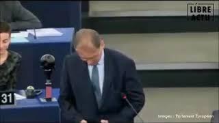 Emmanuel #Macron humilié au Parlement Européen