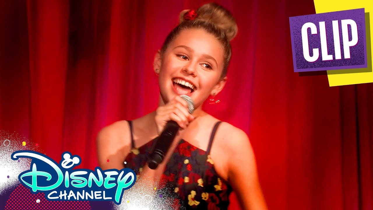 Download Break Free Performance 🎤| Coop & Cami Ask the World | Disney Channel