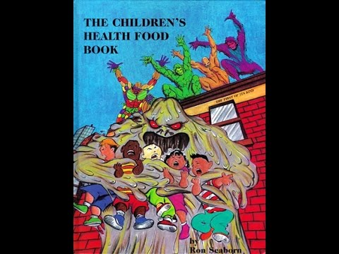 Children's Health Food Book - Reading and Music by Prof. Spira