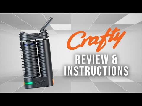 Crafty Vaporizer Review and Instructions (2019) – Tools420
