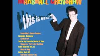 Watch Marshall Crenshaw This Is Easy video