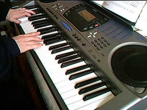 audrey on Casio ctk 671