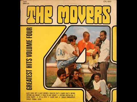 The Movers ~ Crying guitar no.2