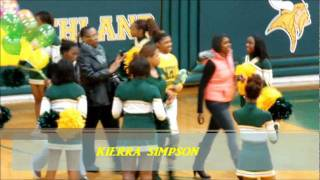 NORTHLAND LADY VIKINGS 2012 SENIOR NIGHT