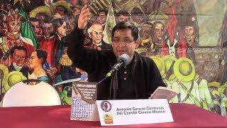 """Gambar cover Presentación del libro """"VIVOS LOS QUEREMOS"""": Antonio Cerezo Contreras (Comité Cerezo México)"""