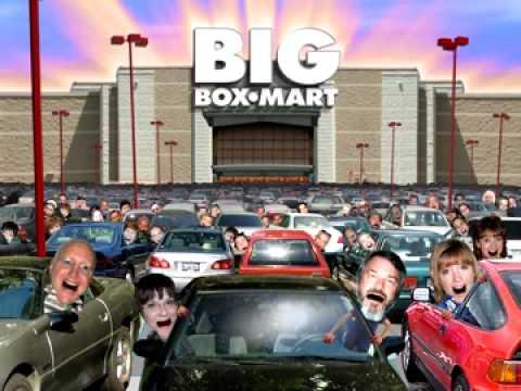JibJab - Big Box Mart