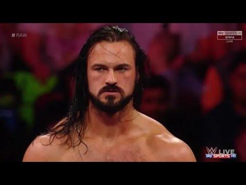 Drew McIntyre e Dolph Ziggler vs Breezango(Full Match)-Raw 11th June 2018