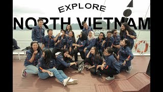 Explore North Vietnam with MBP STP Bandung