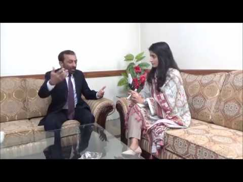 Interview with Farooq Sattar