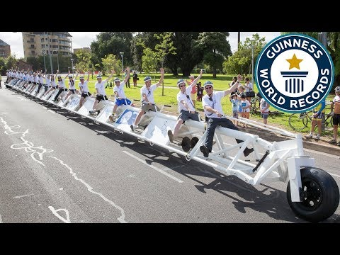 Longest Bicycle – Guinness World Records