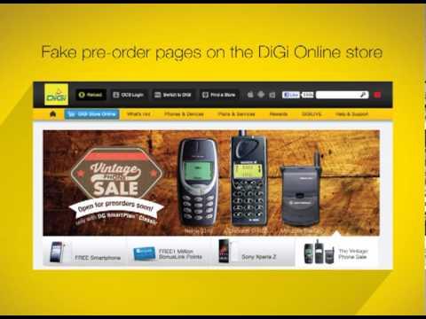 DiGi Vintage Phone Sale