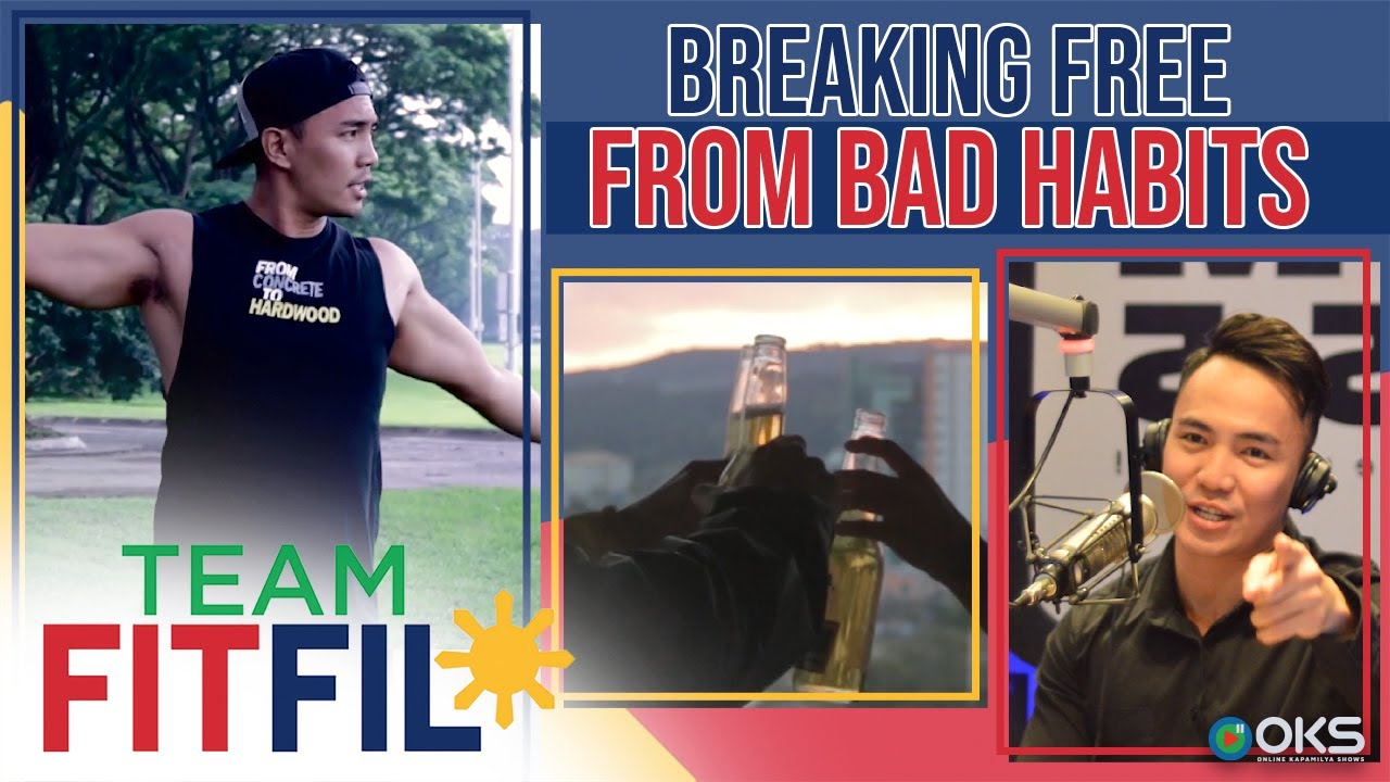 Radio Jockey RJ Atlas fights bad habits with healthy lifestyle   Team FitFil Episode 36