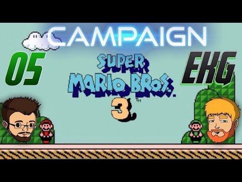 ekg:-super-mario-bros.-3:-clutch-all-over-(campaign---ep.-5)
