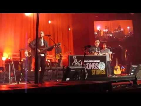 """Brandon Heath & Friends Performing """"No Turning Back"""" in Lowellville, OH on 9-16-16"""