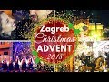 Advent in Zagreb 2018 || Best for December & Christmas in Zagreb, Croatia
