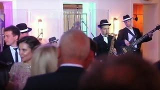 Свадьба в стиле Джаз - С группой Гетсби Оркестра