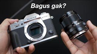 Fujifilm XT30 X-T30 Lens Fix Fujinon XF 50mm F2 50 F2 New Garansi Resmi FFID