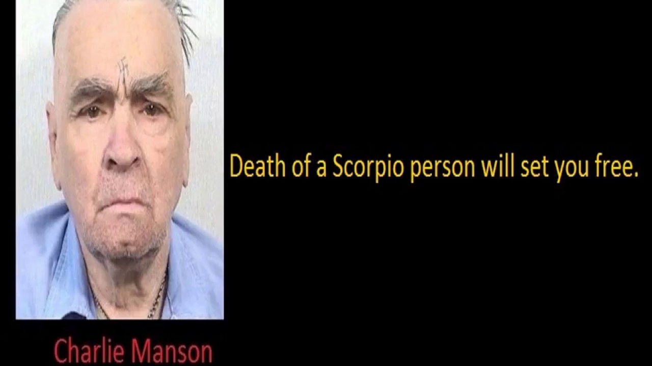 Death of a Scorpio person  What will happen to you after that ? Scorpio  personality