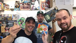 LIVE AT THE TOY DEPARTMENT!! thumbnail