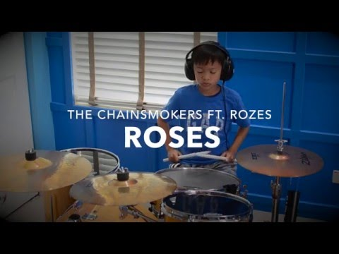 The Chainsmokers feat. ROZES - Roses (Drum Cover)