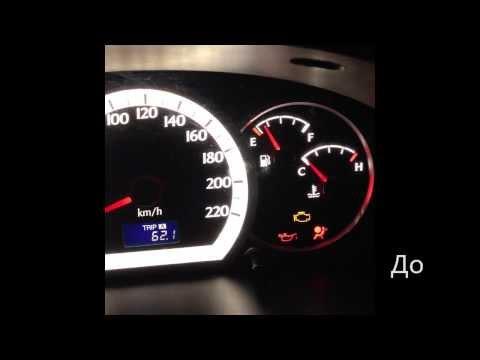 Снятие ошибки подушки Chevrolet Lacetti