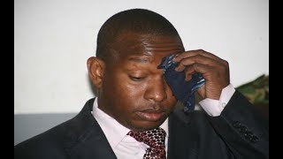 Nairobi Govenor Mike Sonko questioned by the senate why he is operating without a Deputy