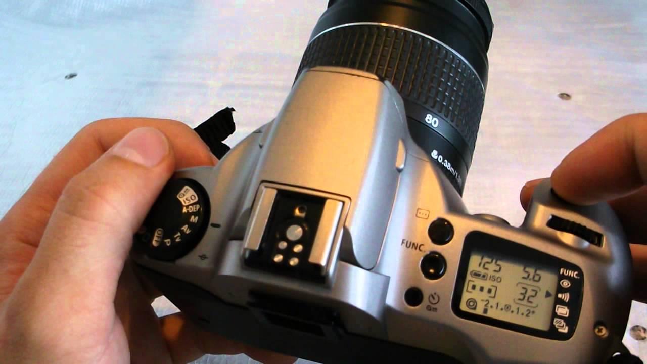 Canon Eos 3000n Youtube