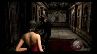 Resident Evil 4 Separate Ways deaths