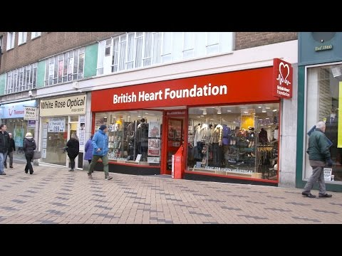 Why Volunteer in Our Shops - British Heart Foundation