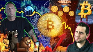 What's Happening with Crypto?!? Mark Moss LIVE Stream | Community Crypto Chat 🚀$BTC $XRP $ETH