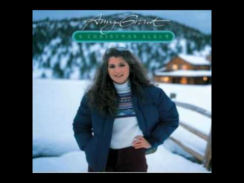 Amy Grant Tender Tennessee Christmas - YouTube