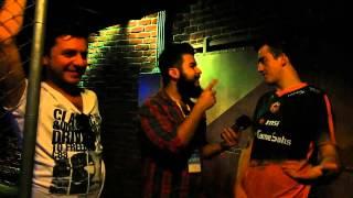 """Berkay """"Zerghamdi"""" Erbaş Final sonrası röportajı"""