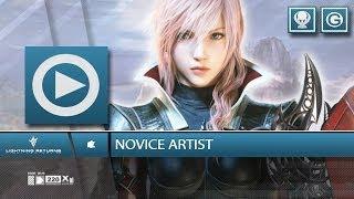 Novice Artist Trophy Guide / Achievement Guide (FINAL FANTASY 13 LIGHTNING RETURNS / FF13-3)