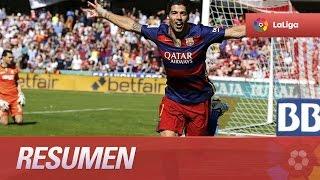 Resumen de Granada CF (0-3) FC Barcelona