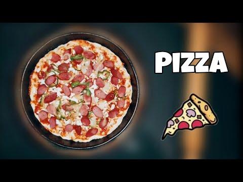 صورة  طريقة عمل البيتزا طريقة عمل البيتزا (pizza) طريقة عمل البيتزا من يوتيوب