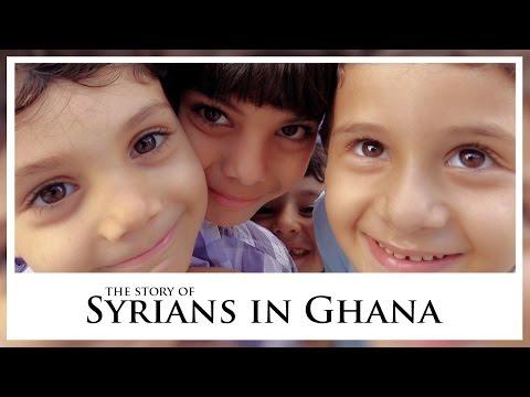 Syrians in Ghana